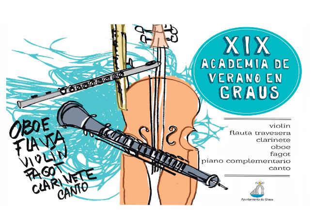 Academia Musical de Verano de Graus 2015